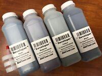 4 Color Developer Refill for Konica Minolta Bizhub C220, C280, C360 (Repair/FIX)