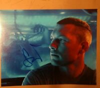SAM WORTHINGTON SIGNED 8X10 PHOTO AVATAR W/COA+PROOF RARE WOW