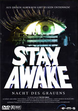 The Stay Awake , uncut , new and sealed , english & german audio , Bizarr