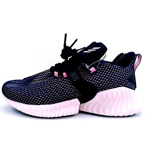 NWT New Adidas Alphabounce Instinct Running Sneakers Pink D97319 Womens Size 8.5