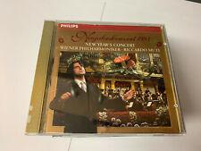 Strauss, Johann II : J Strauss: New Years Concert CD NR MINT