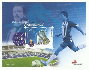 Portugal 2005 - Centenary Clubs - FC Porto S/S MNH