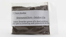 >>GRAVEYARD DIRT<< (Soldier) - (Cursing, Protection, Love) 50g - Magic Hoodoo