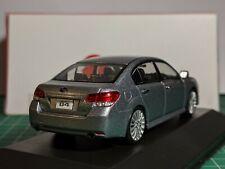 Subaru Legacy B4 Silver JDM RHD 1/43 J-COLLECTION Rare