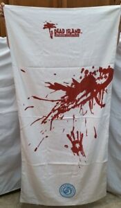 Lot of 6n NEW Dead Island Banoi The Royal Palms Resort Bloody Beach Towel D500