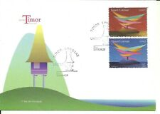 East Timor 2000 - UNTAET FDC with set