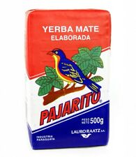 500 g YERBA MATE PAJARITO ELABORADA TEA Energy Boost Weight Loss Tea
