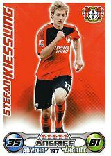 197 Stefan Kiessling - Bayer Leverkusen - TOPPS Match Attax 2009/2010