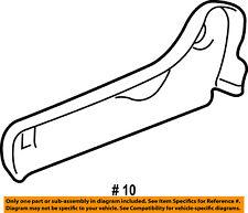 FORD OEM 05-07 Escape Front Seat-Shield Right 3L8Z7862186BBC