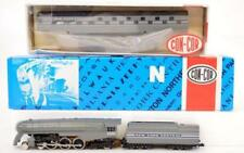 Con Cor N scale 3051 shrouded New York Central J-3A 4-6-4 Hudson & pas... Lot 83