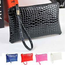 Women Fashion Wallets Envelope Bag Leather Clutch Messenger Handbag Coin Purse