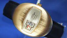 Vintage NOS Lasser por Ravisa salto de hora digital reloj suizo reparado alrededor de 1970s