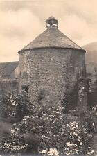 Dunster Somerset Uk Columarium~W A Call Cambria Series Real Photo Postcard