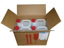 20L Bioethanol Fuel Fanola Premium Brand 4 x 5 Liter DRUMS
