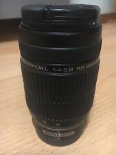 Pentax/Ricoh 55-300 mm f/4-5.8 ed AF lente
