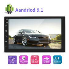 7inch Double Din Touch Screen Car Stereo Radio GPS MP5 Player Android Universal