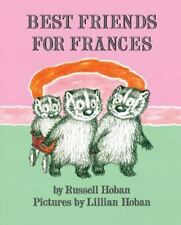 Best Friends for Frances by Russell Hoban NEW Hardcover