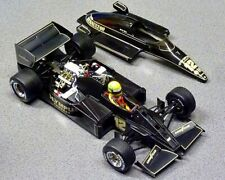 1:18 PREMIUM X LOTUS RENAULT 97T AYRTON SENNA 1985 PORTUGAL GP VERY RARE NEW