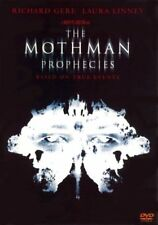 THE MOTHMAN PROPHECIES Richard Gere  NEW DVD Box FREE Post  mmoetwil@hotmail.com