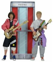 "Bill and Teds Excellent Adventure 8"" 20 cm Clothed 2-Pack Figuren Set NECA"