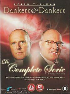 Dankert & Dankert   4-dvd boxet   Peter Tuinman