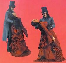 NEW ARGONAUTS Braum Stoker's Dracula and Mina the vinyl kit model 1/8
