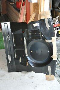 CLASSIC MINI - BOOT FLOOR  PANEL (with Battery Box) GENUINE HMP441016