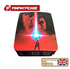 Raspberry Pi 3 Star Wars Jedi l'ultima (utilizzare pi 3 Custodia) retropie + Kodi Pelle Solo