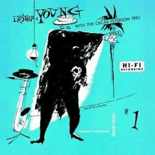 Lester Young - Lester Young With The Oscar Peterson Trio [CD]