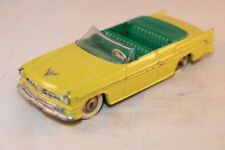 Dinky Toys 24A 24 A Chrysler New Yorker yellow rare colour very very nice
