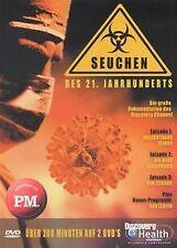 Discovery Channel - Seuchen des 21. Jahrhunderts (2 DVDs)... | DVD | Zustand gut