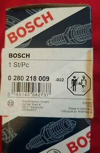 New Air Mass Sensor  Bosch  0280218009