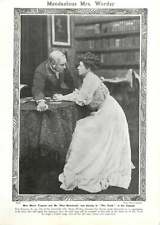 1907 Miss Marie Tempest And Mr Dion Boucicault Comedy Theatre