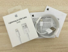 CABLE ORIGINAL CHARGER USB LIGHTNING iphone 5,5s,6/6s/78X cable APPLE IPAD OEM