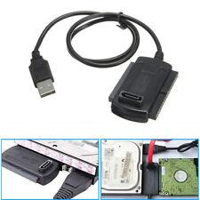 """B95 50cm 3in1 USB 2.0 auf IDE / SATA Kabel Adapter 2.5""""/3.5"""" Festplatte Laufwerk"""