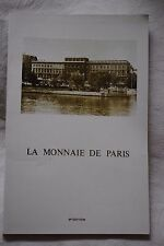 LA MONNAIE DE PARIS - 6ème EDITION - TRES INTERESSANT !!!