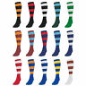 Training Contrast Hoop Club Football Socks All Sizes And Colours rr£10