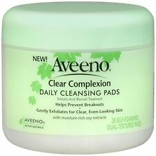 AVEENO Clear Complexion Daily Cleansing Pads 28 Each