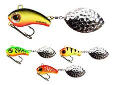 Manyfik BuBu OL 10 27mm 10g/ sinking lure for trout, perch, pike / tail spinners