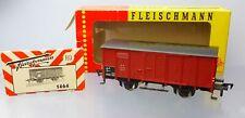 Fleischmann 1464; Gedeckter Güterwagen G 10 DB, in OVP /K617#