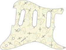 Stratocaster Pickguard Custom Fender SSS 11 Hole Guitar Pick Guard Table Top 50s