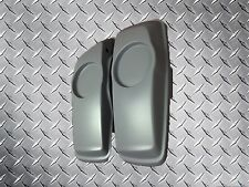 "Saddlebag 6.5"" Speaker Lids for 2014 - 2015 Harley Davidson Bagger - Fiberglass"