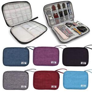 Portable Storage Bag Organizer Pouch For Apple Watch Bands Bracelet Accessories
