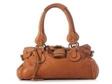 CHLOE Caramel Paddington Bag Purse ~ A classic look with undeniable style!