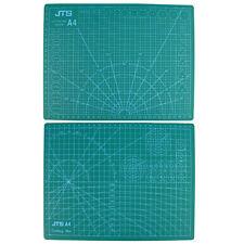 A4 Professional Cutting Mat Self Healing Printed Grid NonSlip Framing Surface