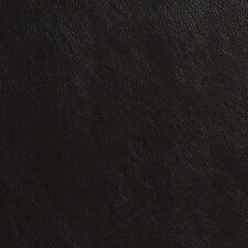 """G480 Dark Brown Leather Grain Upholstery Recycled """"Bonded"""" Leather By The Yard"""