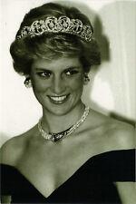 Diana, Princess of Wales Lady Di Real Photo Modern Postcard