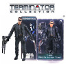 FIGURA  BATTLE ACROSS TIME T-800  TERMINATOR 2 : Judgment Day Arnold NECA 18CM