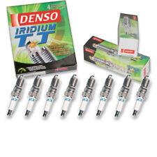 8 pc Denso Iridium TT Spark Plugs for Chevrolet Colorado 5.3L V8 2009-2012 uk