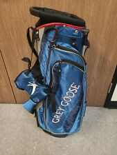 Bridgestone - Grey Goose - Matt Kuchar Golf Bag - Kuchar Signature is Stitched